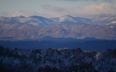 Foothills of the Smokies