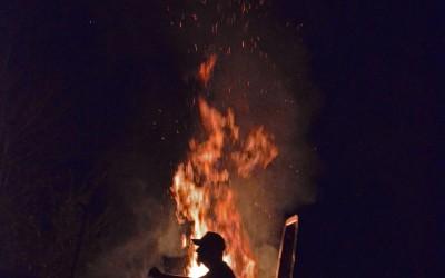 Mountain Bonfire